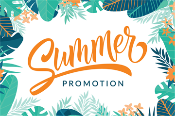 Khuyến mại Summer Promotion 2018